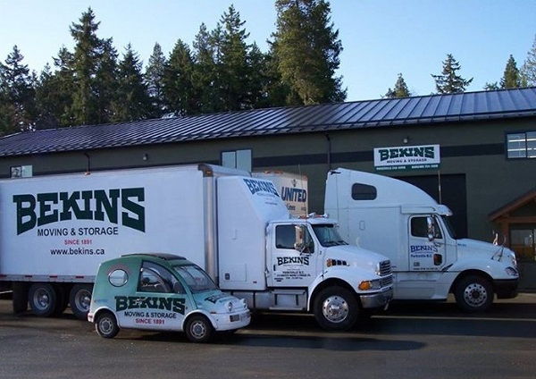Coombs & Parksville Moving Company - Bekins